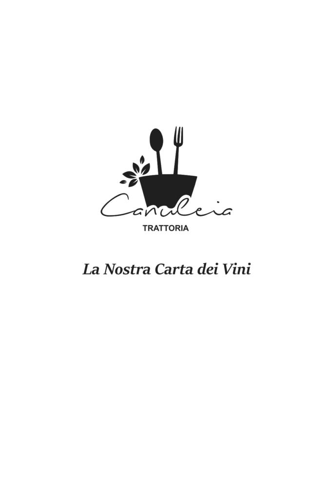 carta dei vini copertina canuleia trattoria